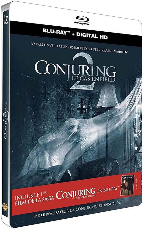 Conjuring 2 : le cas Enfield 02/11/16 619vrl10