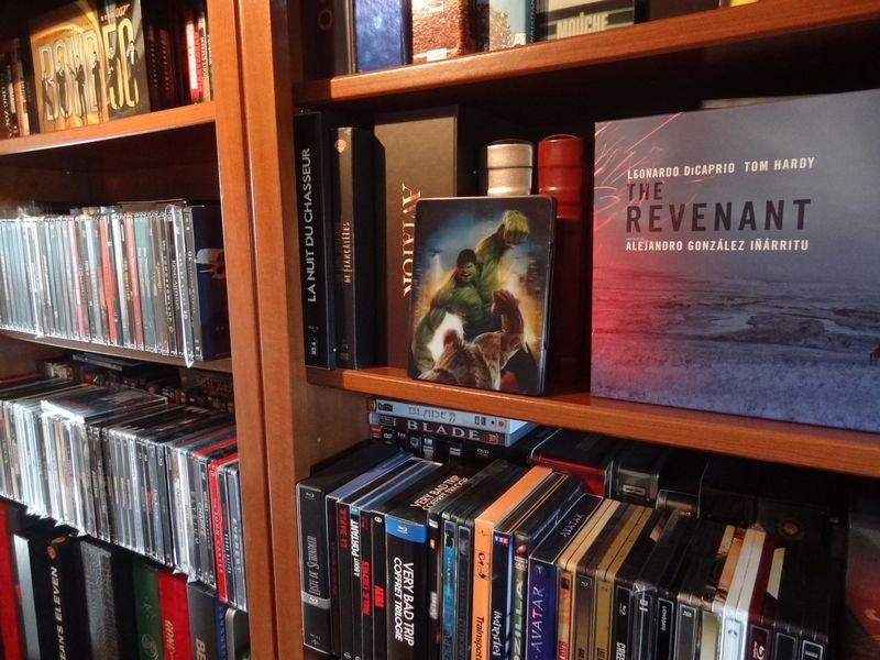 Les DVD et Blu Ray que vous venez d'acheter, que vous avez entre les mains Dsc08519