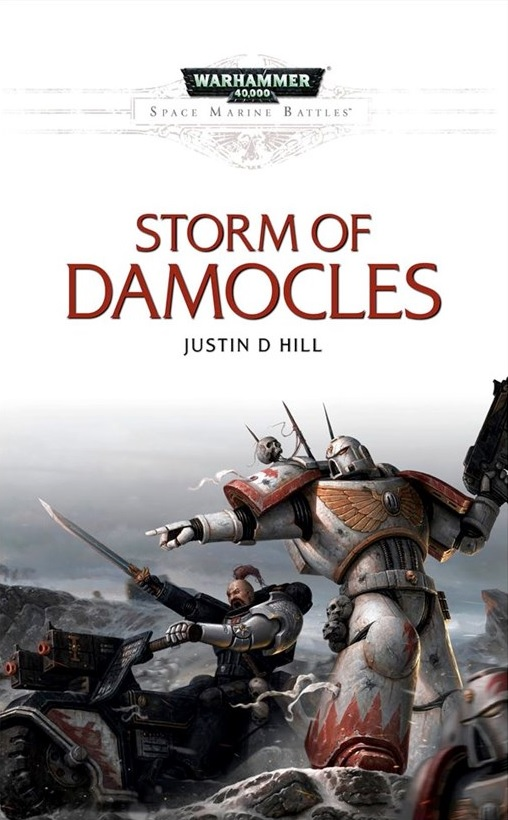 [Space Marine Battles] Storm of Damocles de Justin D Hill 111