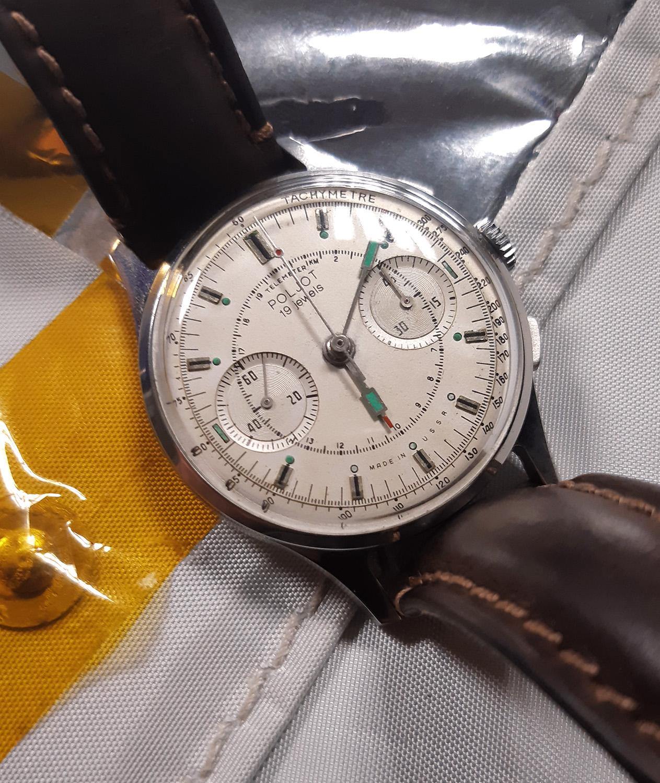 La montre russe du jour  - Page 20 Poljot12