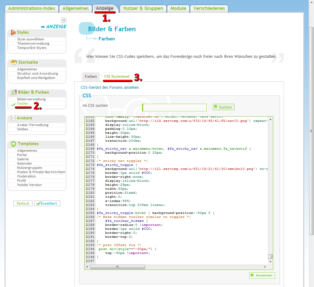 [Invision] Kompletter Css-Codebaum gesucht ! Css_hi10
