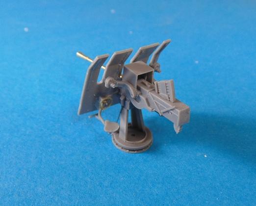 U boat type VII c 41 version atlantique 1/72 revell - Page 2 Dsc03314