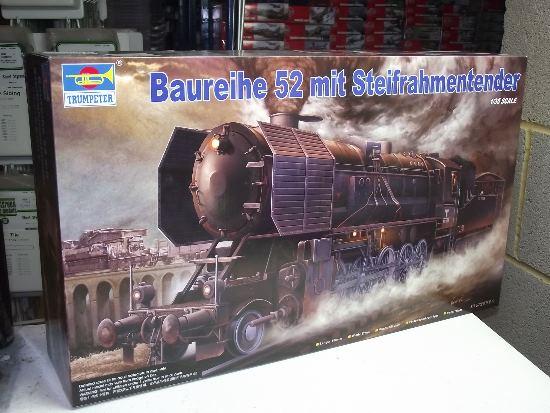 kriegslokomotive br 52 1 35 trumpeter Tp002110