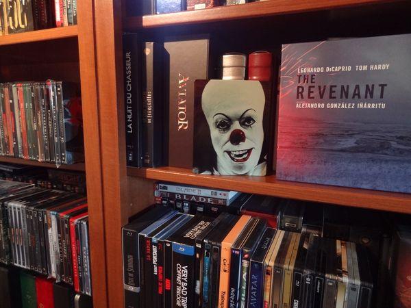 Les DVD et Blu Ray que vous venez d'acheter, que vous avez entre les mains Dsc08510