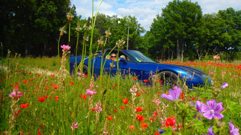 Le Verdon en Corvette c'est le top ! P5230710