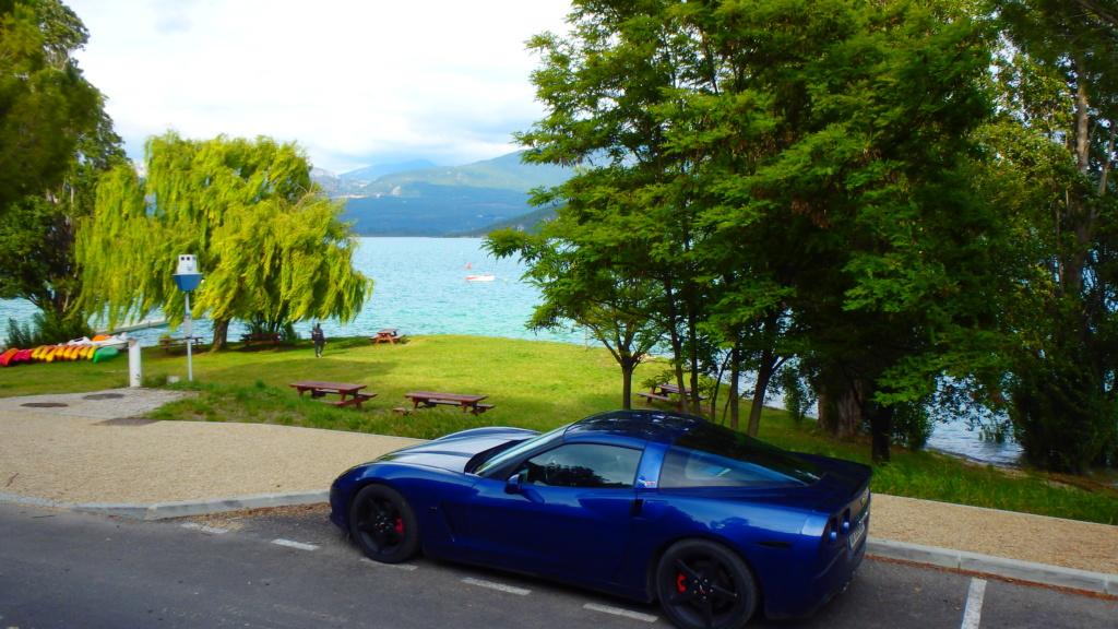 Le Verdon en Corvette c'est le top ! P6110111