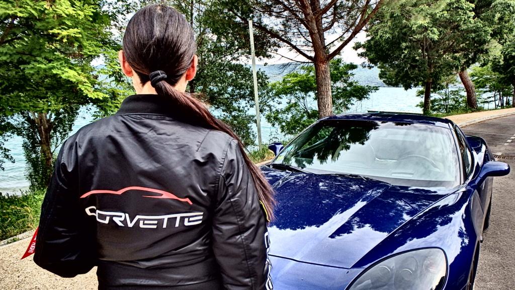 Le Verdon en Corvette c'est le top ! P6110211