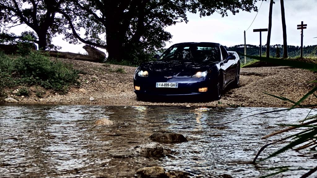 Le Verdon en Corvette c'est le top ! P6120011