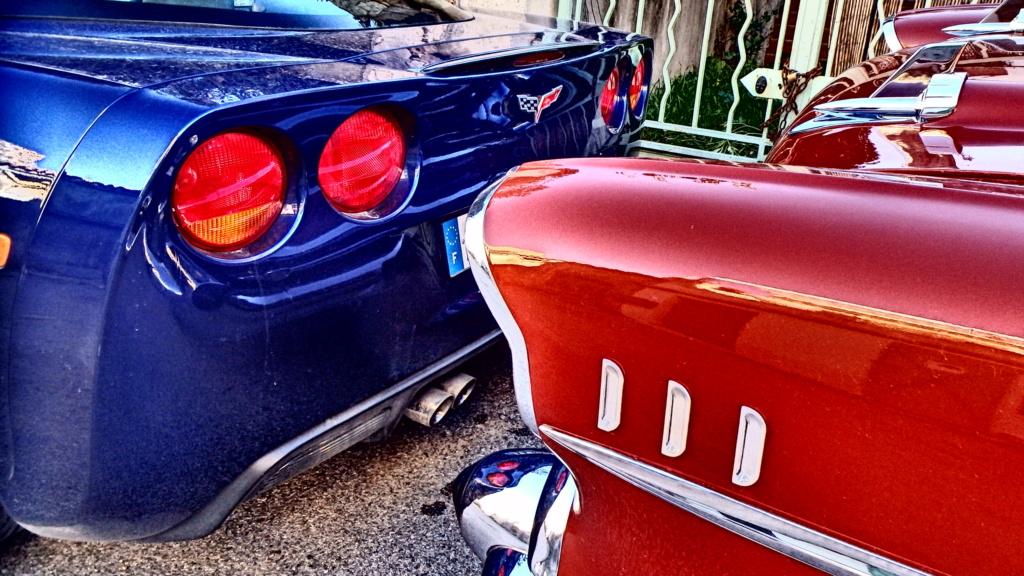 Le Verdon en Corvette c'est le top ! Pc110010