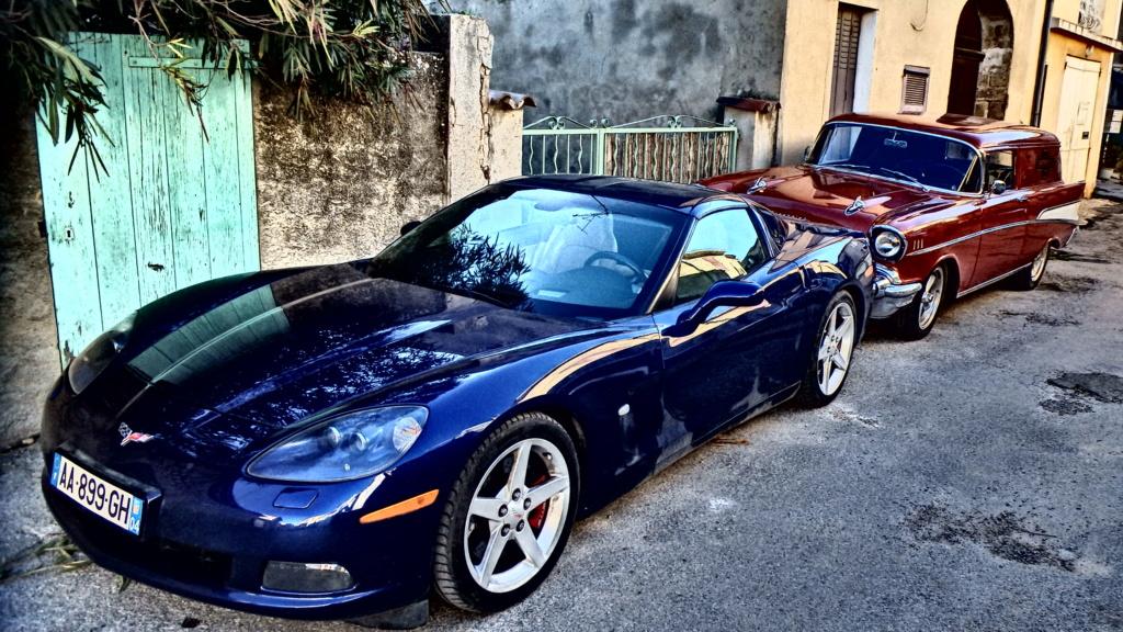Le Verdon en Corvette c'est le top ! Pc110011