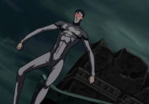 Superman Flashpoint Paradox 2 version