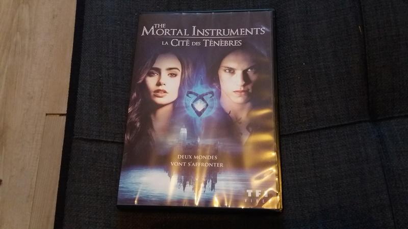 Série - The Mortal Instruments ( la Cité des Ténèbres ) 20161020