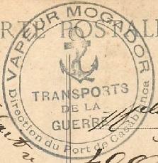 * MOGADOR (1914/....) * 161010