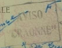 * CRAONNE (1921/1935) * 301110