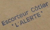 * L'ALERTE (1958/1980) * 700710