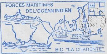 * LA CHARENTE (1964/1983) * 8301_c10