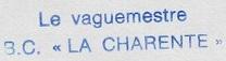 * LA CHARENTE (1964/1983) * 8301_c12