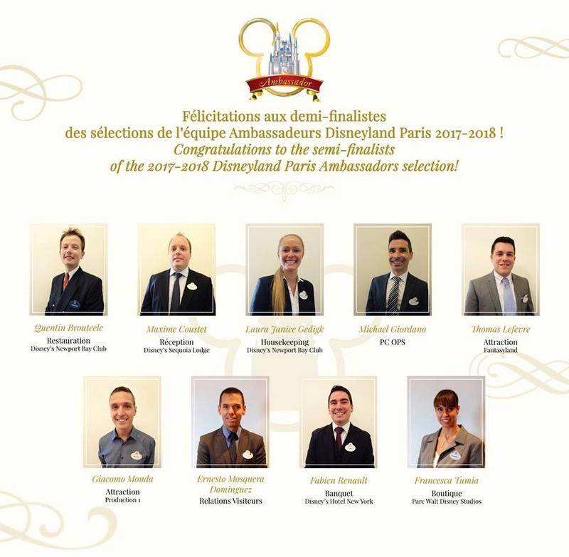 [2019 à 2021] Le programme Ambassadeur Disney (présentation, nouveaux Ambassadeurs...) - Page 9 Image19