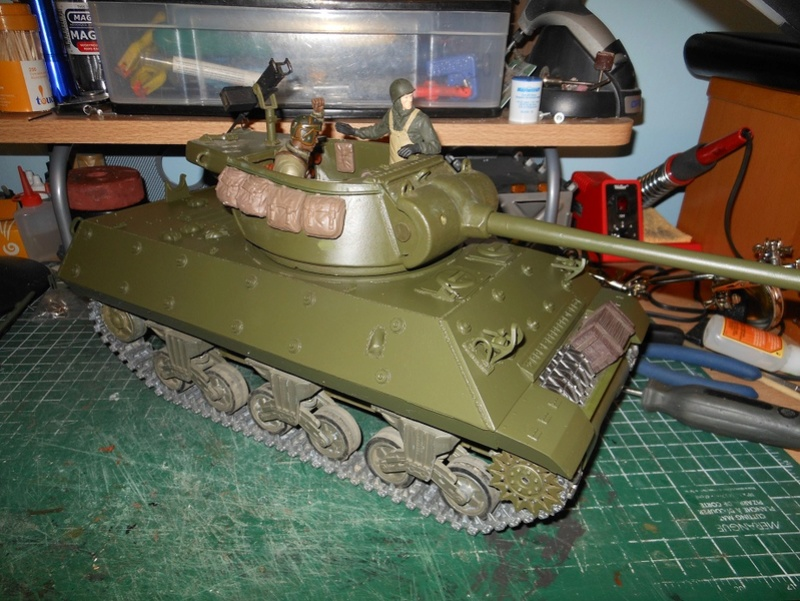 My latest kit bashing - M36 Jackson Dscn1528