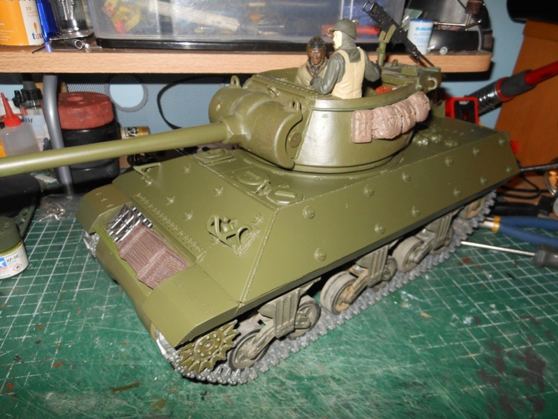 My latest kit bashing - M36 Jackson Dscn1530
