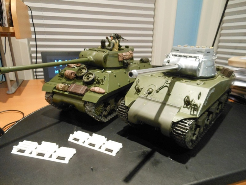 My latest kit bashing - M36 Jackson Dscn1531