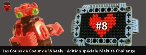 [MOC] Les Coups de Cœur de Wheely #8 (06/10/16) Coupde12