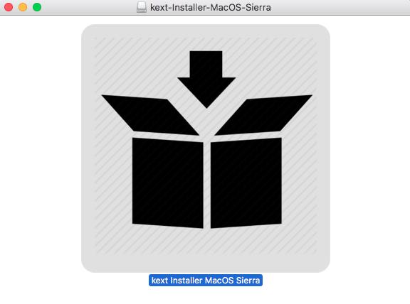 kext Installer MacOS Sierra 0captu15