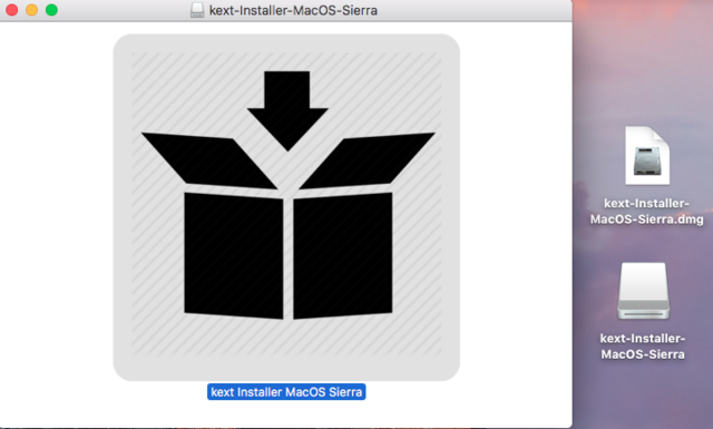 kext Installer MacOS Sierra 1captu17