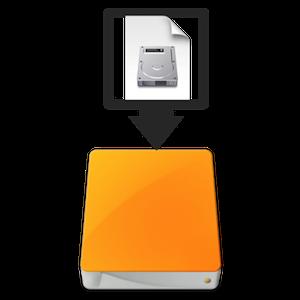 MacOS Disk Créateur Automa10