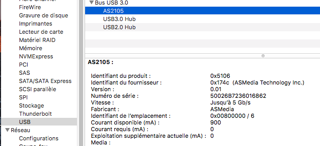 Dell Optiplex 790 macOS High Siera / (Fonctionne 10.6 A 10.13) Captur97