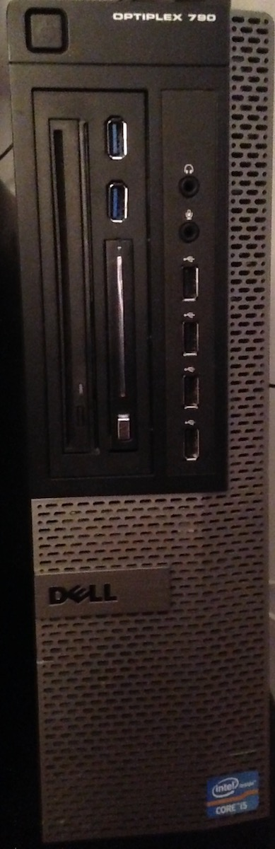 Dell Optiplex 790 macOS High Siera / (Fonctionne 10.6 A 10.13) Img_0613