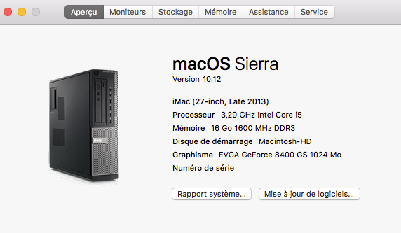 Dell Optiplex 790 macOS High Siera / (Fonctionne 10.6 A 10.13) - Page 6 Sans_t10