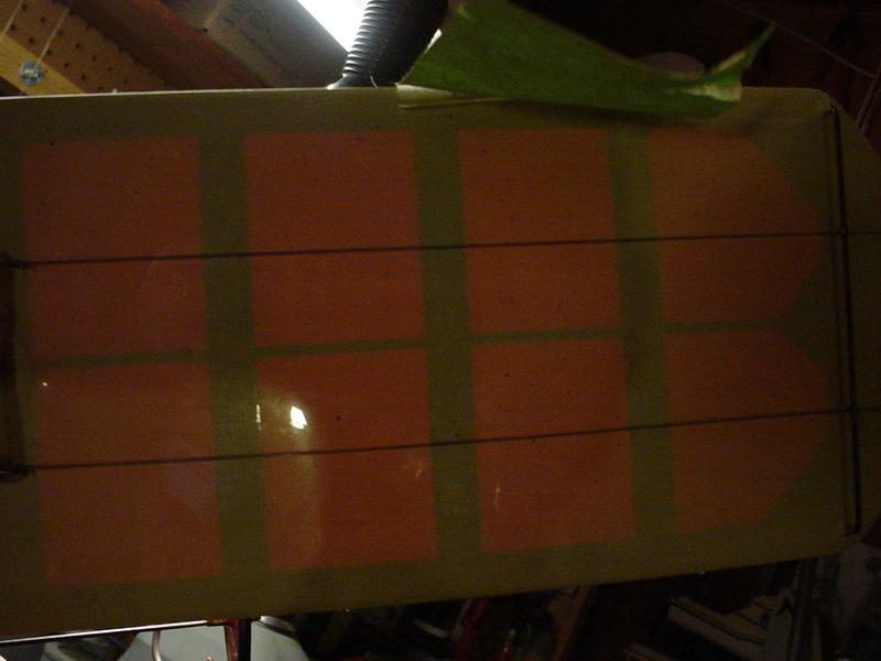 Roddie's Cox-powered triplane Framed11