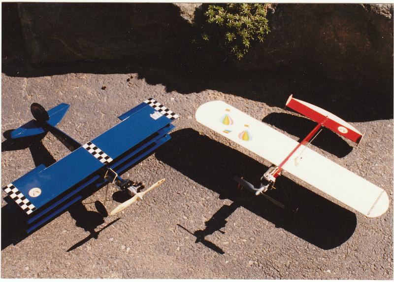 Roddie's Cox-powered triplane Rog_de10