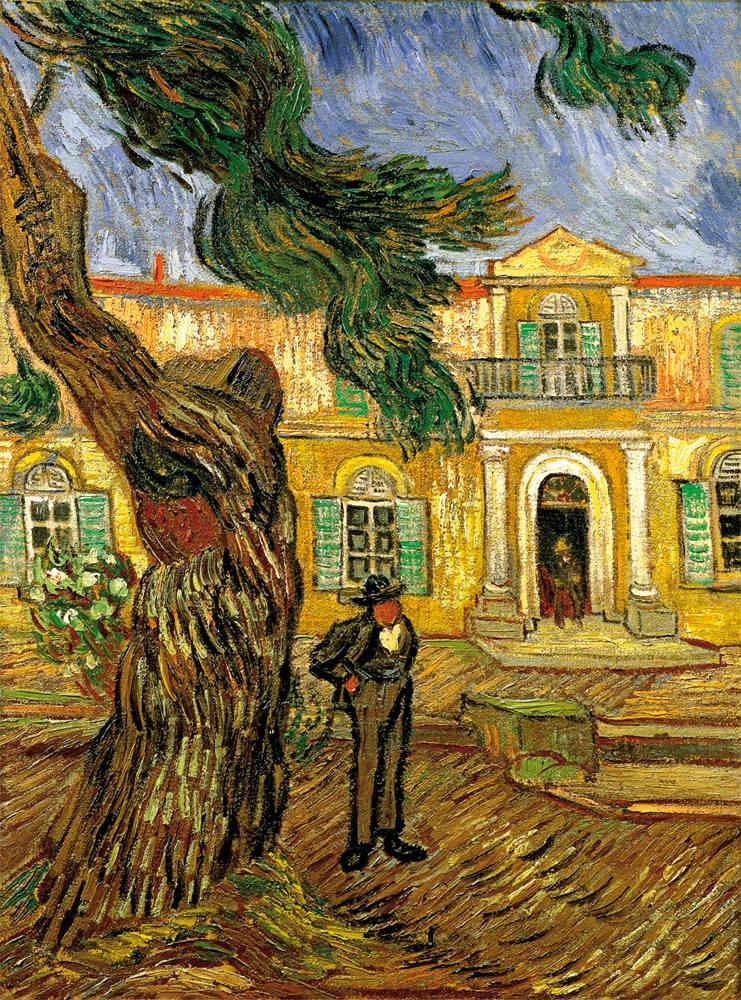 Vincent van Gogh [peintre] - Page 8 Saint-10