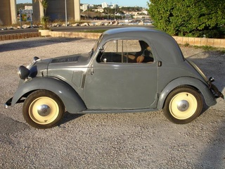 Restauration d'une Simca 5 Topolino 14776310