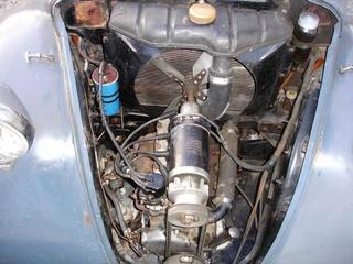 Restauration d'une Simca 5 Topolino 14921310