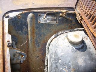 Restauration d'une Simca 5 Topolino P1090310