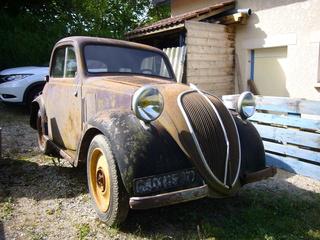 Restauration d'une Simca 5 Topolino P1090311