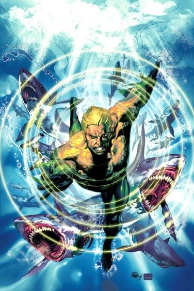 Mon roi, mon ami - Aquaman & Aqualad Aquama13