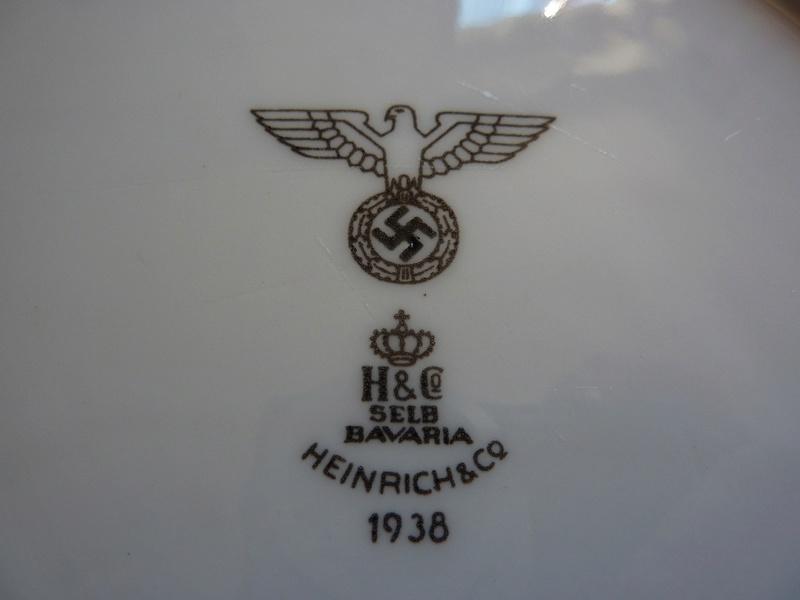 Heer - Petit légumier H&C Selb Bavaria Heinrich § Co 1938 P1240926