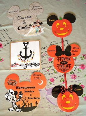 Pré TR Honeymoon religieux Disney cruise line fantasy caraibe 14222210