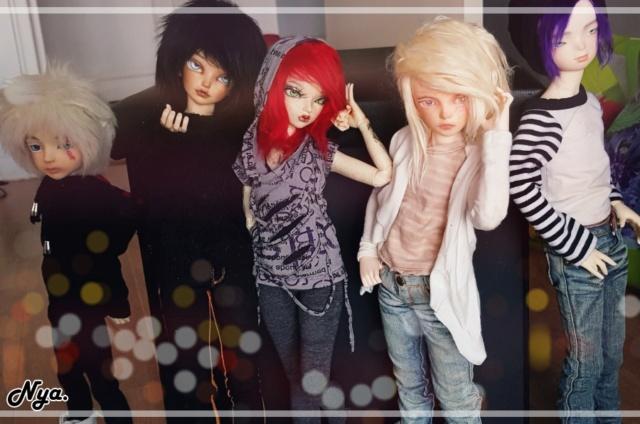 [Fairyland Minifee Rheia Boy] News Anas p.9 Groupe10