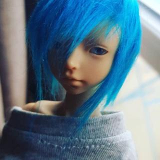 [Prince Touf-fu] : Wig blue Myou Doll Alan  p.3 - Page 3 Img_2018