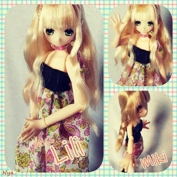 Les minis girls  + Nanaki :p  [Azone+ Ruruko + Disney]  Miss_e10