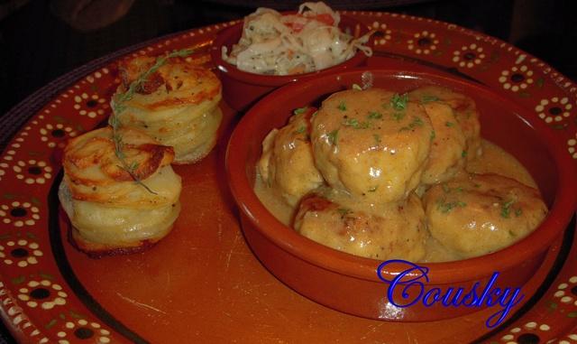 Boulettes... poulet et riz Boulet14