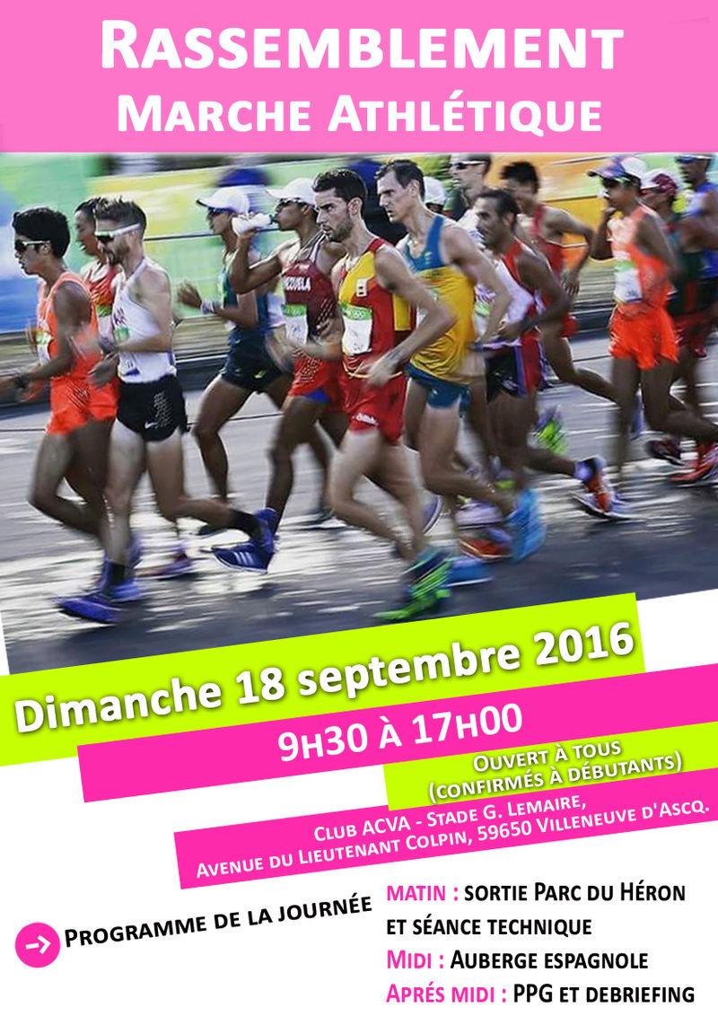 Rassemblement Marche Athlètique des Hauts de France Rassem11