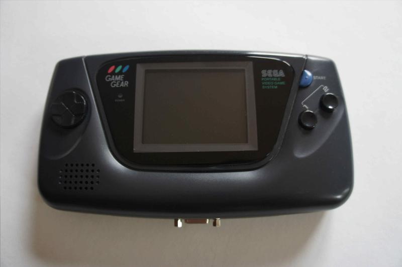 [Vendu] Game gear restaurée et modée avec nouvel écran LCD Gg211