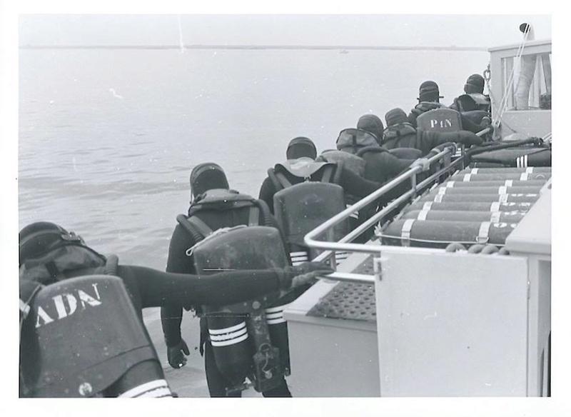 les recycleurs ventraux dans la Marine Nationale 12651010