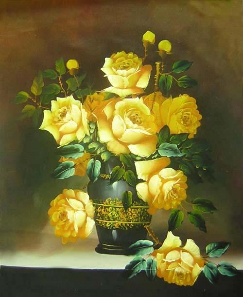 Le doux parfum des roses A_129